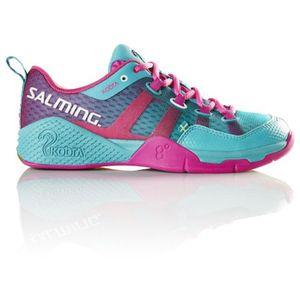 Handball femme SALMING Salming Femmes chaussures de handball Cobra Bleu - 1237081-6351