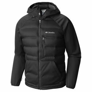 montagne homme COLUMBIA Columbia Ramble Down Hybrid Hooded