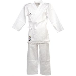Karaté adulte ADIDAS PERFORMANCE Club blanc karate