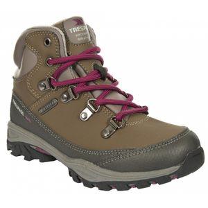 Randonnée enfant TRESPASS Glebe   Chaussures montantes de randonnée   Garçon