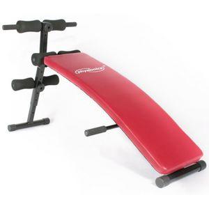 Musculation homme AUTRE Banc de musculation pliable abdominaux sport fitness musculation Helloshop26 0701007