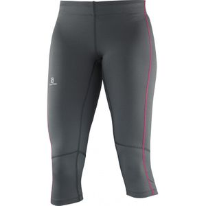 running femme SALOMON Salomon Collant Agile 3/4 Tight Lady