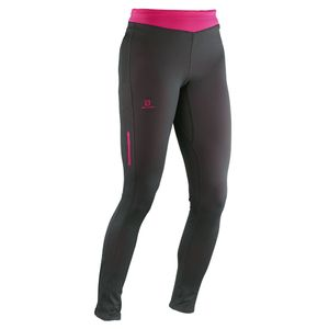 Course à pied femme SALOMON Collant de running Salomon Elevate Tight W