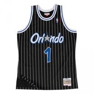 Basketball adulte MITCHELL AND NESS Maillot NBA swingman Anfernee Hardaway Orlando Magic 1994-95 Hardwood Classics Mitchell & ness noir taille - XS