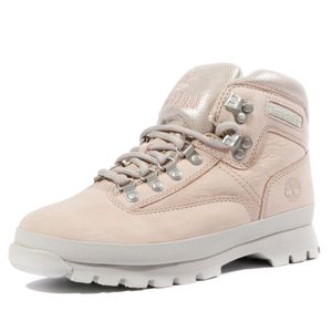 Mode- Lifestyle femme TIMBERLAND Euro Sprint Femme Chaussures Boots Rose Timberland