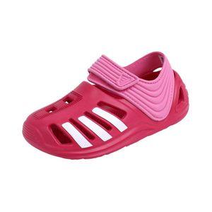 Mode- Lifestyle femme ADIDAS Sandales Rose Z Sandal I Bébé Fille Adidas