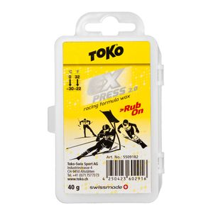 Glisse urbaine  TOKO Toko Express Racing Rub On