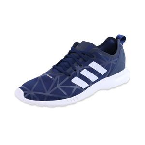 Mode- Lifestyle homme ADIDAS Chaussures Bleu ZX Flux ADV Smooth Homme Adidas