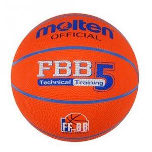 Basket ball  MOLTEN Ballon de basket Fbb7 tech training
