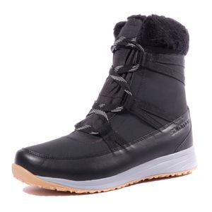 Mode- Lifestyle femme SALOMON Heika LTR CS Femme Chaussures Ski Noir Salomon