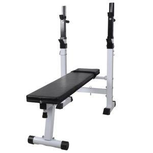 Musculation homme AUTRE Banc de musculation pliable pour abdominaux crunch sit-up Helloshop26 0702001