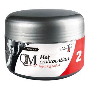 QM Qm Hot Embrocation 200 Ml