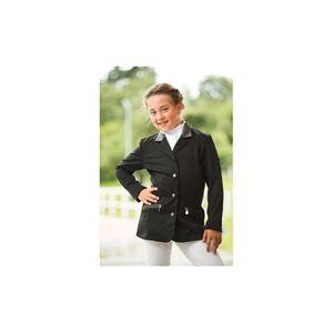 Equitation femme KERBL Veste de concours Orlando Noir XXL
