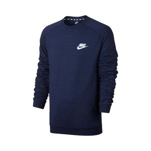 mode homme NIKE Sweat Nike Advance 15 Crew - 861758-429