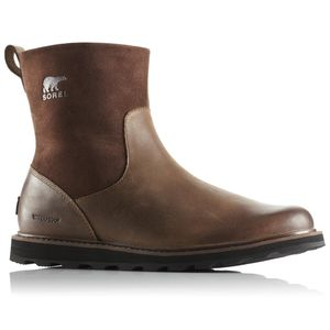 homme SOREL Bottines Homme Sorel Madson Zip Waterproof Tobacco
