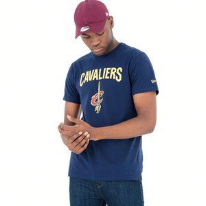 Mode- Lifestyle homme NEW ERA T-shirt New Era Logo Cleveland Cavaliers