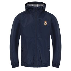 Football homme REAL MADRID Real Madrid officiel - Coupe-vent/Imperméable thème football - homme