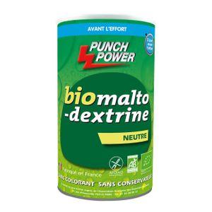 PUNCH POWER Boisson Biomaltodextrine Punch Power neutre antioxydant – 500g