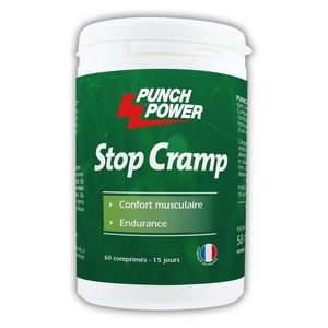 PUNCH POWER Compléments alimentaires Stopcramp Punch Power