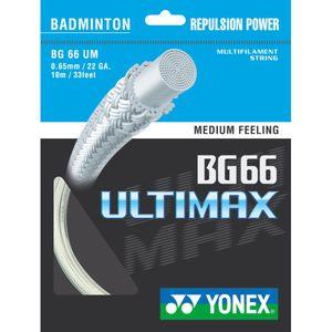 Badminton  YONEX Garniture Yonex BG 66 UM
