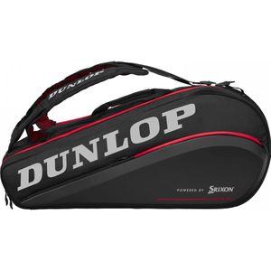 Tennis  DUNLOP Dunlop - Tac Cx Performance 9 Racket Thermo Tennistasche (noir/rouge)