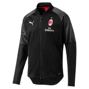 Football homme PUMA Veste Puma AC Milan Stadium Poly Jacket 18/19