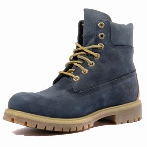 Mode- Lifestyle homme TIMBERLAND 6 In Premium Homme Boots Bleu Timberland