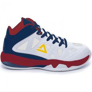 Basketball enfant PEAK Chaussure de Basketball pour enfant Peak Victor Blanc NVY Pointure - 32