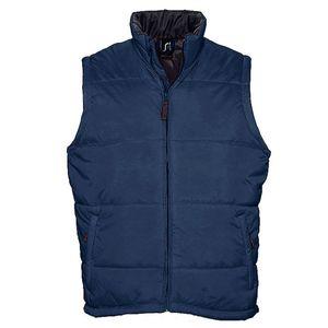 Mode- Lifestyle homme SOL S Doudoune veste sans manches matelassée - 44002 - bleu marine