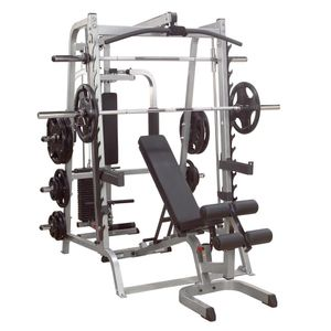 Fitness  BODY SOLID Series 7 Smith Machine musculation tout option Body-Solid