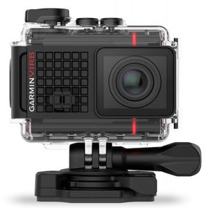 DOKPHONE caméra Sport GARMIN Virb Ultra 30 4K Noir Rouge