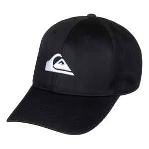 Mode- Lifestyle homme QUIKSILVER Decades black cap