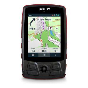 TWONAV GPS TwoNav Trail Bike rouge