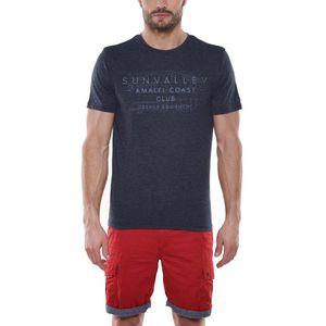 Mode- Lifestyle homme SUN VALLEY tee shirt sun Valley Sun Valley Sevidof