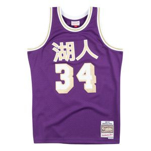 Basket ball homme MITCHELL AND NESS Maillot Mitchell & Ness Cny Los Angeles Lakers