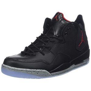 Mode- Lifestyle adulte JORDAN Chaussure de Basket Jordan Courtside 23 Noir infrared pour Junior Pointure - 38