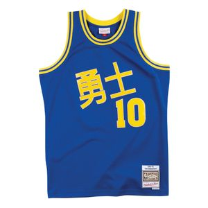 Basket ball homme MITCHELL AND NESS Maillot Mitchell & Ness Cny Golden State Warriors