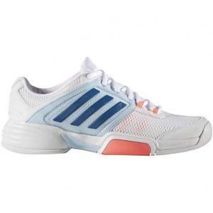 Tennis femme ADIDAS Adidas - Barricade Club CPT Femmes Chaussure de tennis (blanc/rose)