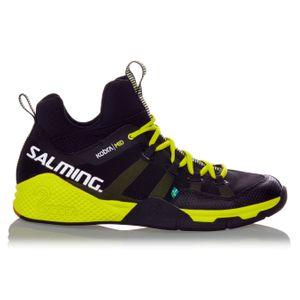 Handball homme SALMING Salming Chaussures de handball masculin Cobra Mid Noir - 1237077-0109