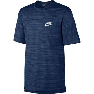 Mode- Lifestyle homme NIKE Tee-shirt Nike Advance 15 - 837010-429