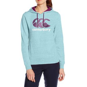 Mode- Lifestyle femme CANTERBURY Princess Seam Sweat Bleu Canterbury