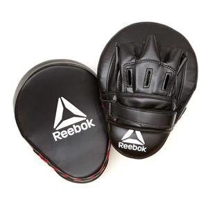 homme REEBOK Gants Reebok Retail Hook and Jab Pads noir rouge