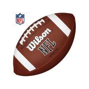 Football US homme WILSON Ballon de Football Américain Wilson junior NFL TDJ pattern