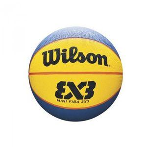 Basketball  JORDAN Mini Ballon Wilson 3x3 Taille 3 jaune