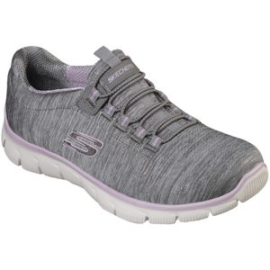 Et See – On Trainers Empire Ya Skechers Womens Achat Slip Bungee ulTF1J35Kc