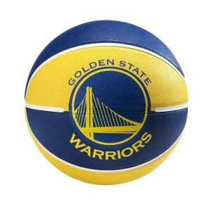 GENERIQUE BALLON DE BASKET-BALL  Ballon Basket-ball Team Ball NBA Golden State Warriors BKT