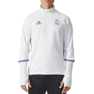 Football homme ADIDAS Haut de survêtement Real Madrid Adidas Performance Maillot d'entraînement du Real Madrid 2016/17