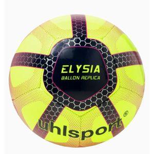 GENERIQUE BALLON DE FOOTBALL  Ballon de Football Elysia Beach Soccer - Jaune, bleu et rouge - Taille 5
