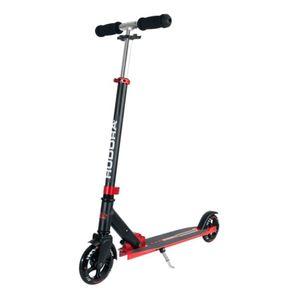 Glisse urbaine  HUDORA Trottinette Hudora Big Wheel Bold L145 6' noir rouge