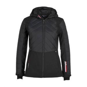 Mode- Lifestyle femme PEAK MOUNTAIN ALENDER-noir-L